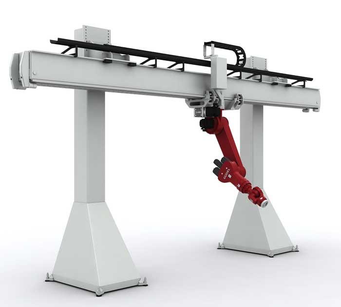 Робот Промышленный